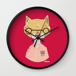 HER #1 Wall Clock