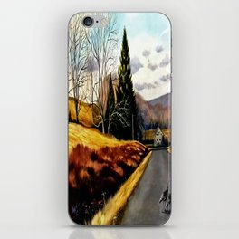 The Country Road iPhone Skin