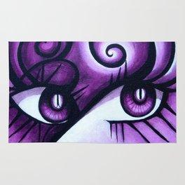 Expressive Eyes Rug