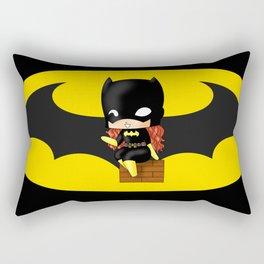 Chibi Batgirl Rectangular Pillow