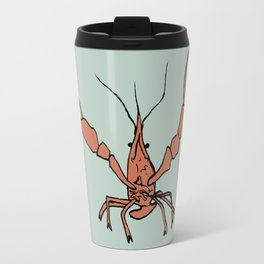 Mr. Crawfish Travel Mug