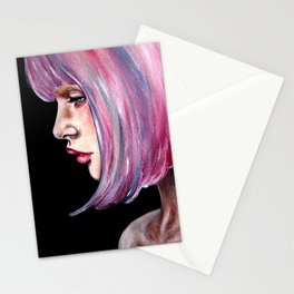 Lucy Petal-2012  Stationery Cards