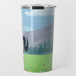 Spotty Horse Travel Mug