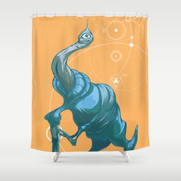 We are such stuff as dreams are made on.../1 Shower Curtain