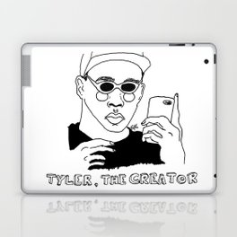 Tyler, The Creator Laptop & iPad Skin