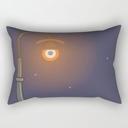street l.eye.ght Rectangular Pillow