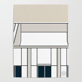 Planetario Humboldt -Detail- Poster