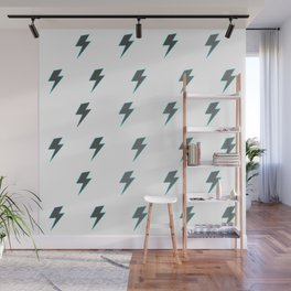 Bolt - Grey Wall Mural