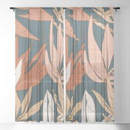 Bloom 02 Sheer Curtain