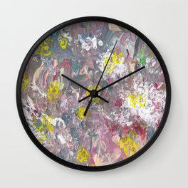 The Blindfolded Wall Clock