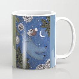 Where my Flower Grows Coffee Mug