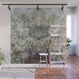 Flower Guardian Wall Mural