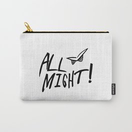 Symbol of Peace Carry-All Pouch