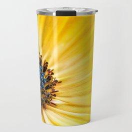Osteospermum-'Buttermilk' Travel Mug