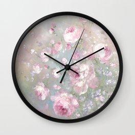 Spring Magic Wall Clock