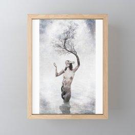 THE FOREST (I) Framed Mini Art Print