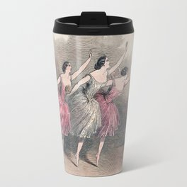 The Three Ballerinas Travel Mug