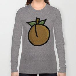 apricot Long Sleeve T-shirt
