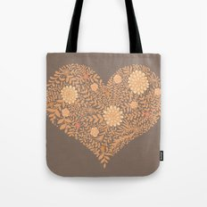 HEART ABSTRACT Tote Bag