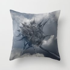 My space is my space Throw Pillow