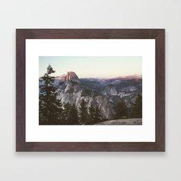 Great Nights in Yosemite Framed Art Print
