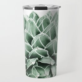 Succulent splendour Travel Mug