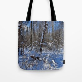 Clandestine Connections Tote Bag