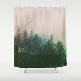 Fractions A71 Shower Curtain