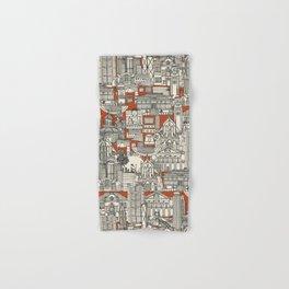 Hong Kong toile de jouy Hand & Bath Towel