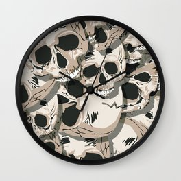 Kutna Hora dance Wall Clock