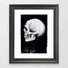 Bones XII Framed Art Print
