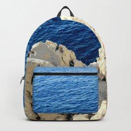 Hard Over Soft Backpack