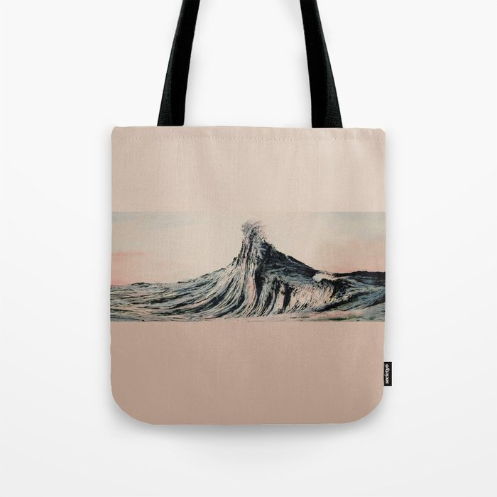 The WAVE #2 Tote Bag