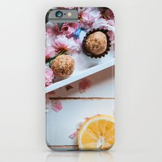 health and prettiness iPhone 6s Slim Case