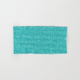 Sea Glitter Hand & Bath Towel