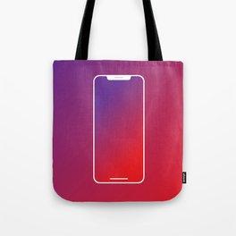 Apple I phone Tote Bag