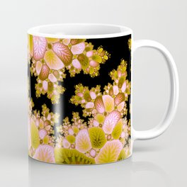 Crack in the Cosmic Tree Fractal Coffee Mug
