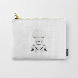 Marvin The Paranoid Android Minimal Sticker Carry-All Pouch