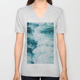 Dark Waters Unisex V-Neck