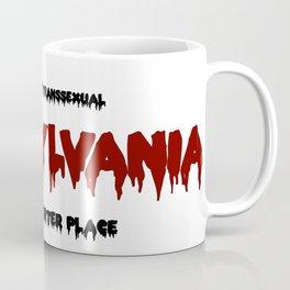 Welcome to Transylvania Coffee Mug