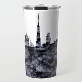 Dubai Skyline UAE Travel Mug