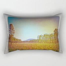 Australian Bush and Hill Rectangular Pillow