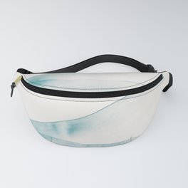 Abstract forms Fanny Pack