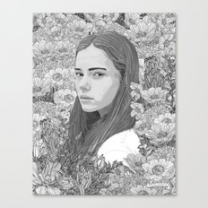 Spirit me away Canvas Print