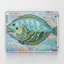 Flounder Laptop & iPad Skin