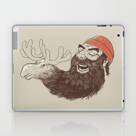 Today is Going to be a Glorious Day! Laptop & iPad Skin