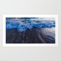 The Wash Art Print