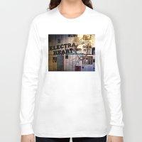 marina Long Sleeve T-shirts featuring MARINA by Aidan Reece Cawrey