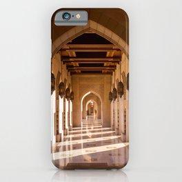 Sultan Qaboos Grand Mosque iPhone Case