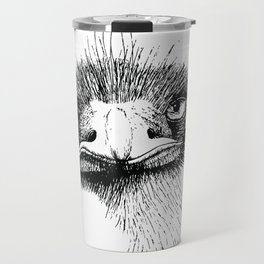 Earnest Emu Travel Mug